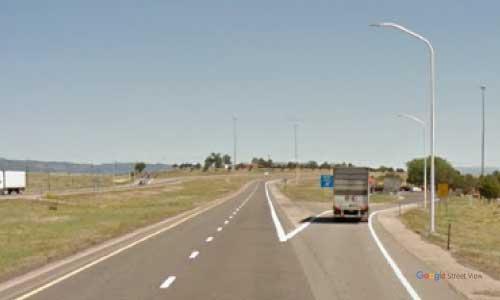 nm i25 rest area northbound mile marker 435