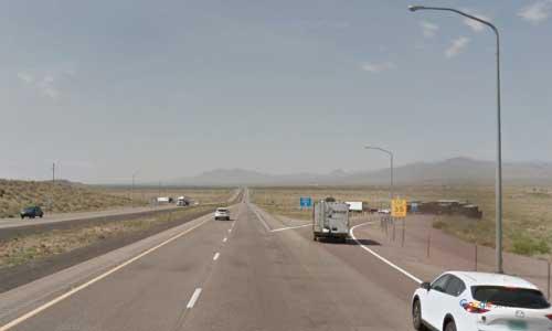 nm i25 rest area southbound mile marker 167