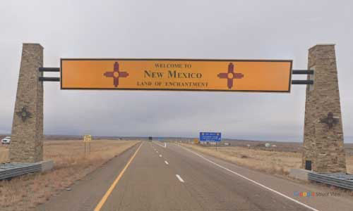 nm i40 rest area westbound mile marker 373